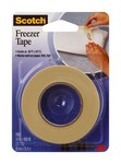 3M Scotch FT-1 Freezer Tape Specialty Application Tape - 3/4 in Width x 1000 in Length - 97580