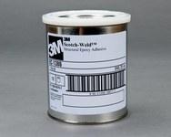 3M Scotch-Weld 1386 Off-White One-Part Epoxy Adhesive - 1 qt - 19917