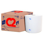 Kimberly Clark Kimtech C2 Surface Cleaning - Wipe 12.2 x 13.5 in Roll - 28641