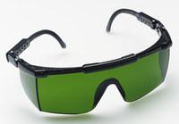 3M Nassau 14459-00000-20 Polycarbonate Standard Welding Glasses Shade 3.0 Lens - Black Frame - Half Frame - 078371-62274
