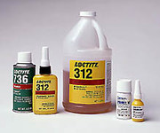 Loctite Speedbonder AA 312 Amber Acrylic Adhesive - 50 ml Kit