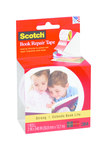 3M Scotch 845-R Book Tape Specialty Application Tape - 2 in Width x 540 in Length - 97176