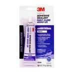 3M 4000UV Adhesive/Sealant White Paste 3 oz Tube - 05280