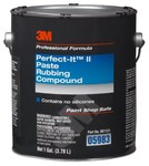 3M Perfect-It II Tan Rubbing Compound - 2000 Grit - Ultra Fine Grade - 1 gal - 05983