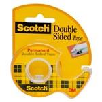 3M Scotch 237 Office Tape - 3/4 in Width x 300 in Length - 67444