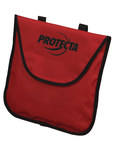 DBI-SALA Protecta Red Nylon Compact Storage Pouch - 12 1/2 in Width - 12 in Height - 840779-00769