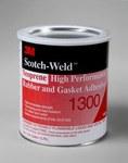 3M Neoprene High Performance 1300 Rubber/Gasket Adhesive Yellow Liquid 1 gal Can - 19873