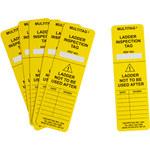 Brady Laddertag Ladder Tag Insert - LAD-EITL 500