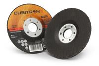 3M Cubitron II Ceramic Aluminum Oxide Cut & Grind Wheel - 36 Grit Very Coarse - 4 1/2 in Diameter - 7/8 in Center Hole - Thickness 1/8 in - 82279