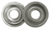 Weiler Metal Adapter For Use With 3 in Non-Woven Convolute Wheel - Arbor Hole Diameter: 1/2 in - 03804