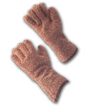 PIP 42-C920 Brown Large Cotton Heat-Resistant Glove - 13.4 in Length - 616314-34121