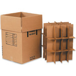 "Dish Pack Boxes, 18"" x 18"" x 28"" - 5 EACH PER BUNDLE"
