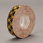 3M Scotch ATG 908 Gold Transfer Tape - 3/4 in Width x 36 yd Length - 2 mil Thick - Densified Kraft Paper Liner - 49341