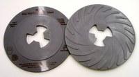 3M 7 in - Ribbed Faceplate -  8,600 RPM - Medium Density - 80516