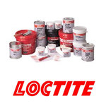 Loctite Nordbak Red Epoxy - Putty 25 lb Kit - Base & Accelerator (B/A) 2:1 Mix Ratio - 96332