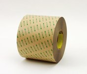3M 9471LE Clear Transfer Tape - 54 in Width x 60 yd Length - 2 mil Thick - Polycoated Kraft Paper Liner - 25641