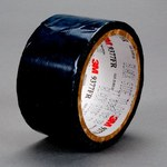 3M 9377 Black / White Aerospace Tape - 2 in Width x 25 yd Length - 12 mil Thick - 25816