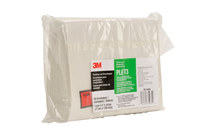 3M PLE-T3 Clear Polyethylene Label Protective Envelope - 7 in Width - 5 1/2 in Height - Conveniently Packaged - 74932
