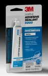 3M Marine 5200 Adhesive/Sealant White Paste 1 oz Tube - 05206