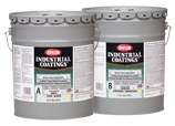 Krylon Industrial Coatings K0686 Clear Epoxy - Liquid 5 gal Pail - Base (Part B) 1:1 Mix Ratio - 02436