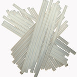 Steinel GF 232 Hot Melt Adhesive Clear Stick - 1/2 in Dia - 12 in - 04032