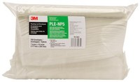 3M NP5 Clear Polyethylene Label Protective Envelope - 7 in Width - 10 in Height - Conveniently Packaged - 74931