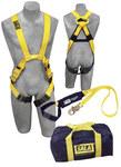 DBI-SALA Delta Arc Flash Fall Protection Kit - Nylon Webbing - 6 ft Length - 648250-16113