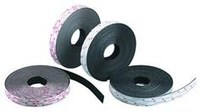 3M Dual Lock SJ3749 Black Fastening Automotive Tape - 1 in Width x 1 in Length - 63627