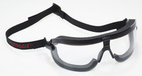 3M Fectoggles 16400-00000-10 Medium Polycarbonate Standard Safety Goggle Clear Lens - Non-Vented - 078371-62321
