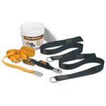 Miller Titan Webline THLLW1 Fall Protection Kit - 30 ft Length - 612230-14889