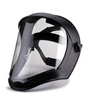 Uvex S8500 Clear Polycarbonate General Purpose Face Shield & Headgear Set - Uncoated - 603390-115103