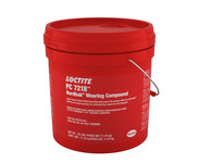 Loctite PC 7218 Gray Ceramic Epoxy - Putty 25 lb Pail - Base & Accelerator (B/A) 2:1 Mix Ratio - Formerly Known as Loctite Nordbak 7128 Wearing Compound - 1323940