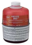 Loctite 263 Threadlocker Red Liquid 1 L Bottle - 43902
