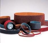 Standard Abrasives 885162 FE A/O Aluminum Oxide AO Sanding Belt - 1/2 in Width x 12 in Length - 78430