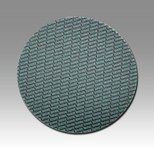 3M Trizact 337DC Aluminum Oxide Deburring Disc - A300 Grit - Hook & Loop Attachment - 5 in Diameter - 87230