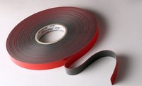 3M 4611 Gray VHB Tape - 1 in Width x 36 yd Length - 45 mil Thick - 56312
