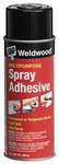 Dap Weldwood Spray Adhesive Clear Aerosol 16 oz Aerosol Can - 00118 - 455 g Net Weight