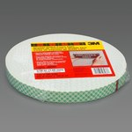 3M 4026 Off-White Foam Mounting Tape - 4 in Width x 36 yd Length - 1/16 in Thick - 11888