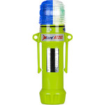 PIP E-Flare 939-AT293 Blue/White Safety Beacon - (4) x AA Alkaline Batteries Powered - 8 in Height - 1.6 Overall Diameter - 616314-18680