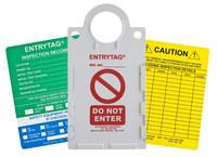 Brady Entrytag Kit - ENT-ETSH157A