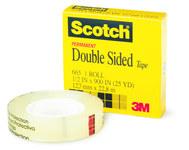 3M Scotch 665 Office Tape - 1 in Width x 1296 in Length - 07334
