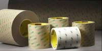 3M 9082 Clear Transfer Tape - 1/4 in Width x 60 yd Length - 2 mil Thick - Densified Kraft Paper Liner - 58149