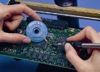 Chemtronics Chem-Wik #10 Blue Rosin Flux Core Desoldering Wick or Braid 10-100L - 100 ft Length - 0.1 in Diameter