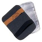 Tillman Blue/Silver Fiberglass Backhand Pad - 5.5 in Width - 7.5 in Length - TIL550 STD