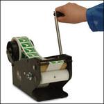 Start International Label Dispenser - 3.15 in Compatible Width - Manual - LDM080