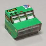 3M Scotch 3105 Magic Clear Office Tape - 3/4 in Width x 300 in Length - 57634