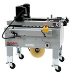 3M 800AB 3M-Matic Tape Case Sealer - 40 Cases Per Minute - 2 & 3 in Tape compatibility - Max Box Size 21 1/2 in W - Manual Adjustability - 051111-07236