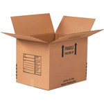 "Deluxe Packing Boxes, 12"" x 12"" x 12"" - 5 EACH PER BUNDLE"