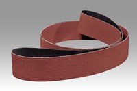 3M Cubitron 963G Coated Ceramic Sanding Belt - Cloth Backing - YN Weight - 80 Grit - Medium - 2 in Width x 48 in Length - 13714
