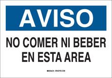 No Smoking Sign In Spanish